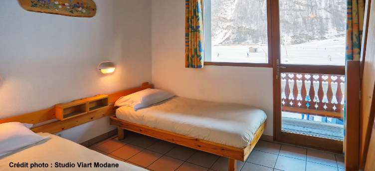 Chambre2 Location Bessans Sshow